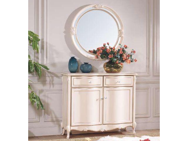 Консоль с зеркалом Аврора