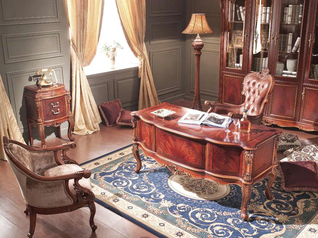 Стол письменный Александрия