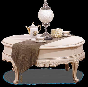 Стол кофейный Аврора