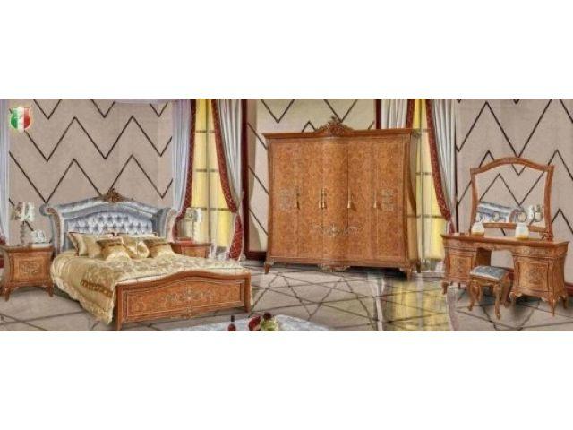 Кровать Эсмеральда 3909D