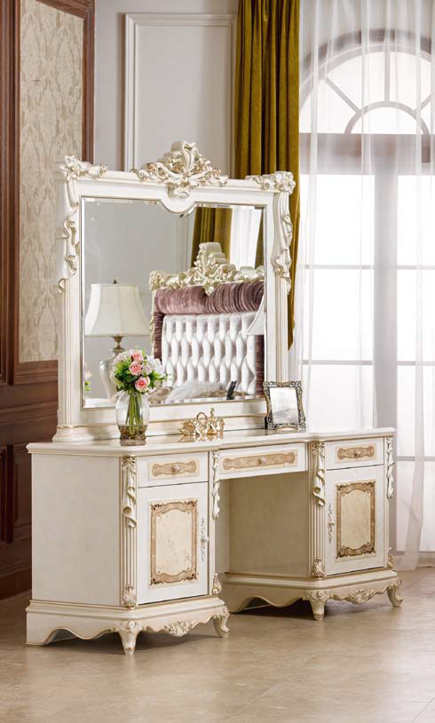 Туалетный стол с зеркалом Мэдисон