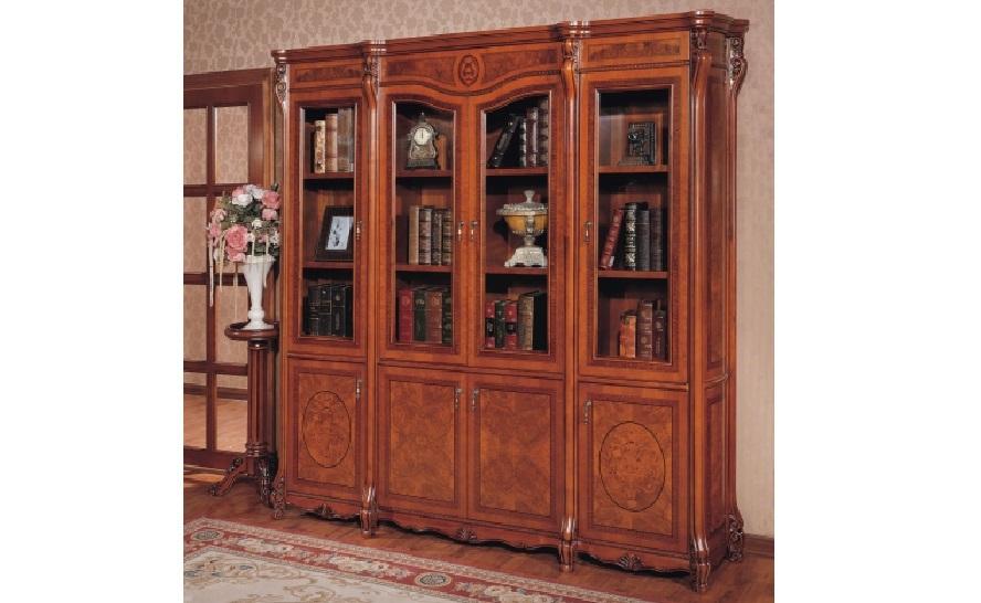 Шкаф книжный Cacadeco T0801-54