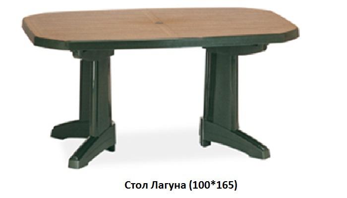Стол Магнум 1 (115*195)