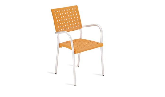 Кресло Флора-МЛ (хром.ножки)