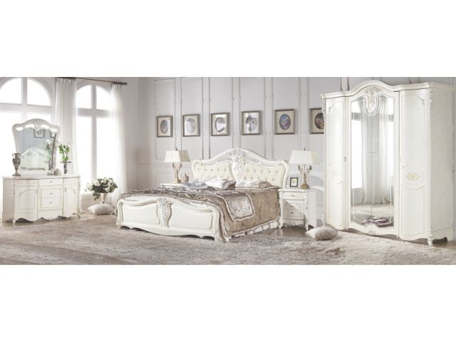Спальня Амели Франческа