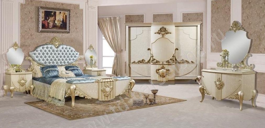 Кровать Атланта 3905
