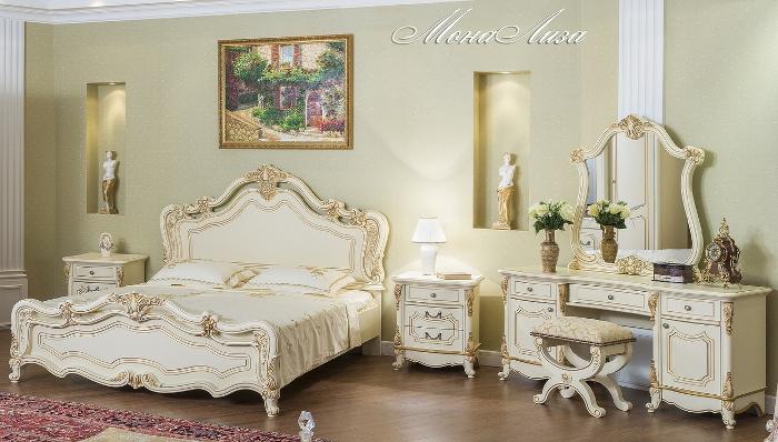 Спальня Мона Лиза