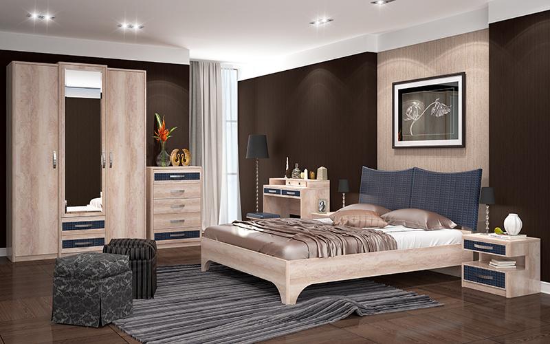 Спальня Лайза