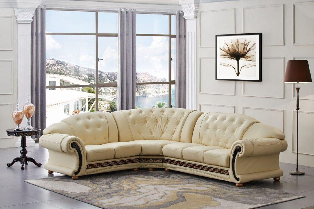 Угловой диван Versace